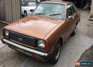1980 Datsun Sunny coupe 4 speed manual for Sale