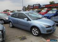 Ford Focus 1.6 115 2006.5MY Zetec Climate for Sale