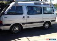 van 8 seater with wheelchair lifter for Sale