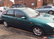 FORD FOCUS 2001 1.6 AUTO for Sale