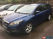 2009 FORD FOCUS ZETEC 2.0 TDCi 136 AUTO ESTATE FSH CD AC HPiClear Spares Repairs for Sale