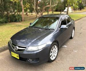 Classic Honda Accord Euro Luxury 2006 Sunroof Towbar 6 Speed Manual 10 Months Rego for Sale