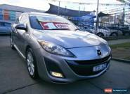 2010 Mazda 3 BL 10 Upgrade SP25 Grey Automatic 5sp A Sedan for Sale