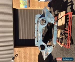 Classic Mini Moke ready for restoration for Sale