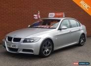 2007 07 BMW 3 SERIES 2.0 318D M SPORT 4D  DIESEL LOW MILES FULL HISTORY for Sale