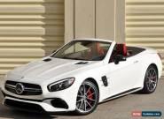 2017 Mercedes-Benz SL-Class SL63 AMG Designo for Sale