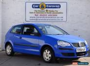 2006 06 VOLKSWAGEN POLO 1.2 E 3D 54 BHP for Sale