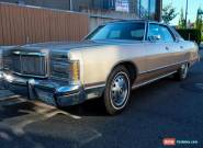 1978 Mercury Grand Marquis for Sale