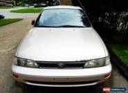 Toyota: Corolla DX for Sale