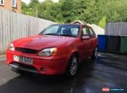 2000 Ford Fiesta Zetec S 1.6 16v for Sale