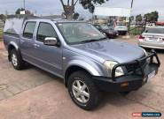 Holden Rodeo LT Turbo Diesel 4x4 dual cab ute for Sale