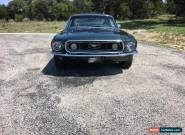 1968 Ford Mustang GT FASTBACK for Sale