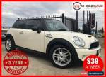 2009 Mini Hatch R56 Cooper S Hatchback 3dr Steptronic 6sp 1.6T White Automatic for Sale