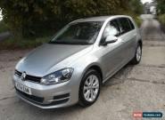 2014 14 Volkswagen Golf 1.6 SE TDI 5 Door Hatch Manual 105 BHP for Sale