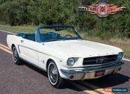 1965 Ford Mustang Mustang Convertible for Sale