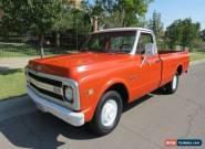 1970 Chevrolet C-10 Base for Sale