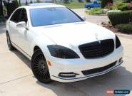 2012 Mercedes-Benz S-Class TURBOCHARGED-EDITION for Sale