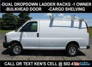 2017 Chevrolet Express for Sale