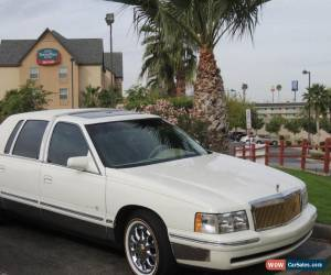 Classic Cadillac: Fleetwood LIMITED EDITION for Sale
