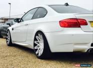 2008 M BMW M3 4.0 M3 2D SHOW CAR for Sale