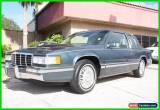Classic 1993 Cadillac DeVille for Sale