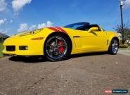 2012 Chevrolet Corvette 3LT for Sale