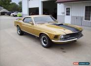1970 Ford Mustang Mach 1 for Sale