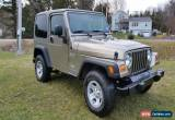 Classic 2004 Jeep Wrangler for Sale