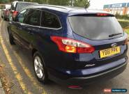 61 FORD FOCUS 1.6 TDCI 115 ZETECH ESTATE FABULOUS LOOKING, CLIMATE, 1 F/OWNER for Sale