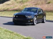 2010 Ford Mustang GT500 for Sale