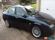 Alfa Romeo 156 V6 24 Valve for Sale