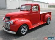 1946 Chevrolet Other Pickups Custom for Sale