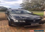 2005 Holden Adventra, Black, Leather Interior, 232,646km, Pick up Barwon Heads for Sale