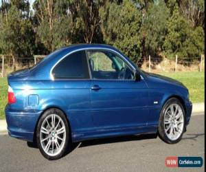 bmw coupe for sale in australia rh wowcarsales com bmw 323 ci manual 2000 BMW 323I