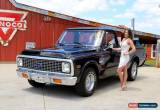 Classic 1972 Chevrolet C10 for Sale