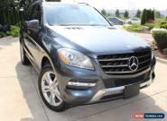 2012 Mercedes-Benz M-Class 4 DOOR SUV/SPORT UTILITY for Sale