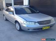 2003 Nissan Pulsar CHEAP TRADE IN $1 RESERVE  for Sale