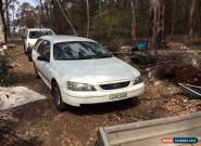 FORD BA STATION WAGON for Sale