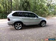 BMW X5 4.6IS SILVER 4X4 for Sale