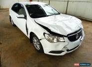2013 HOLDEN COMMODORE VF EVOKE MY14 SEDAN 3.0L V6 58k AUTO DAMAGED AIRBAGS for Sale