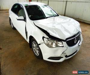 Classic 2013 HOLDEN COMMODORE VF EVOKE MY14 SEDAN 3.0L V6 58k AUTO DAMAGED AIRBAGS for Sale