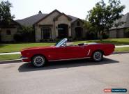 1965 Ford Mustang C Code for Sale