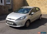 Ford Fiesta Style 1.2 2009 for Sale