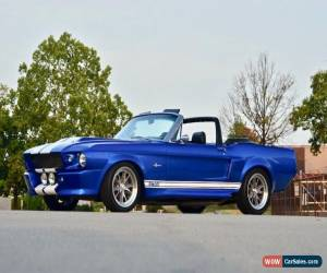 Classic 1967 Ford Mustang Gt500 for Sale