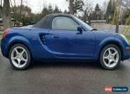 Toyota: MR2 Convertible 2dr for Sale
