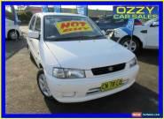 1997 Mazda 121 Metro White Manual 5sp M Hatchback for Sale