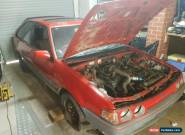 Tx3 turbo AWD ford laser for Sale