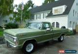Classic 1969 Ford Ranger F-100 for Sale