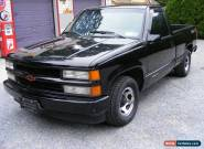 1990 Chevrolet Other Pickups SS for Sale