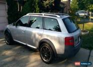 Audi: Allroad 2.7t automatic for Sale